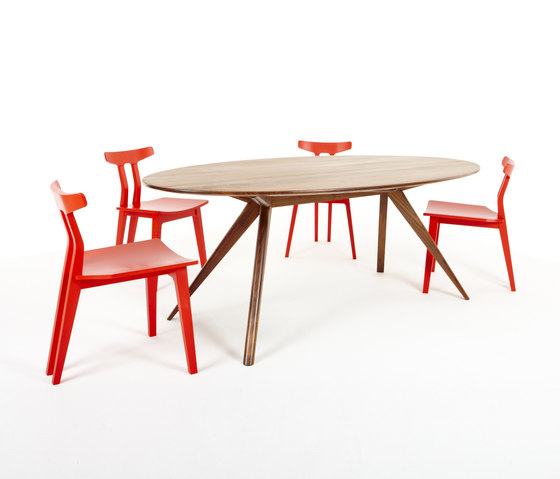 Oskar Table by Dare Studio