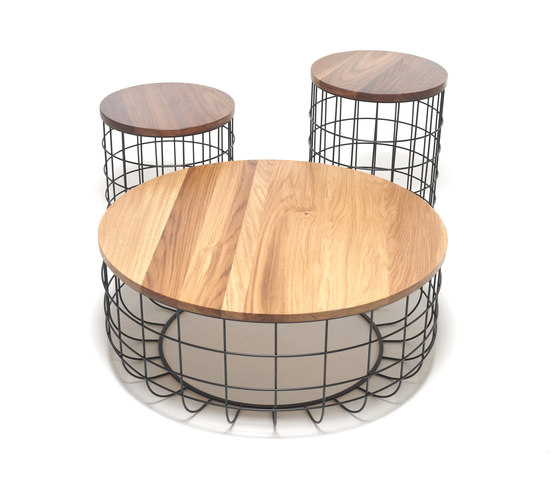 Wire Group Sidetable von Dare Studio