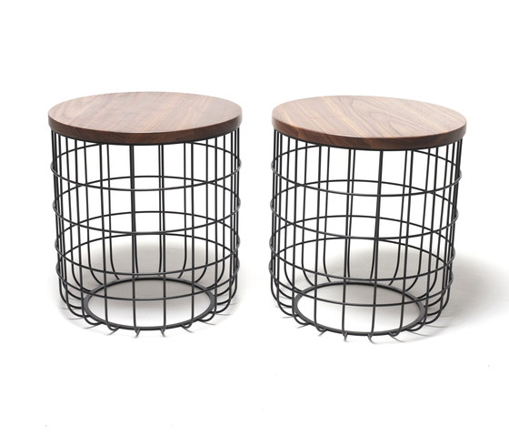 Wire Group Sidetable | Stool di Dare Studio