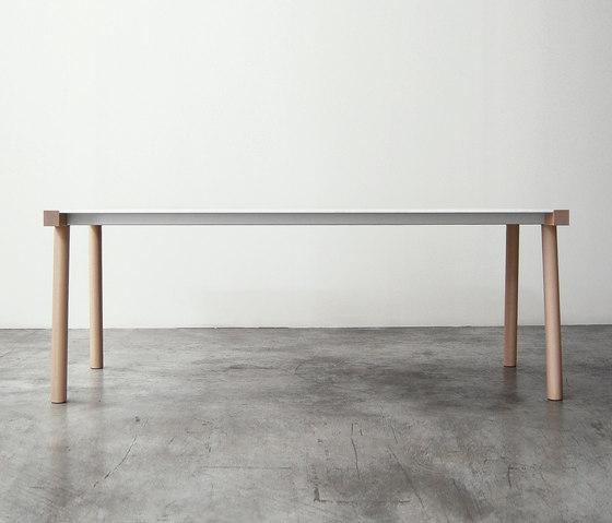 torii von kristalia tisch produkt. Black Bedroom Furniture Sets. Home Design Ideas