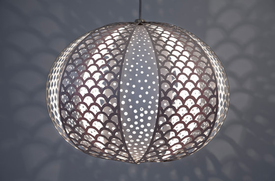 Knopp lamp small di Klong
