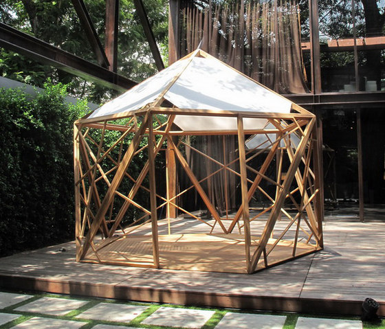Gazebos Dome Gazebos