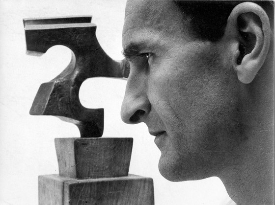 Chillida Collage 1966 de Nanimarquina