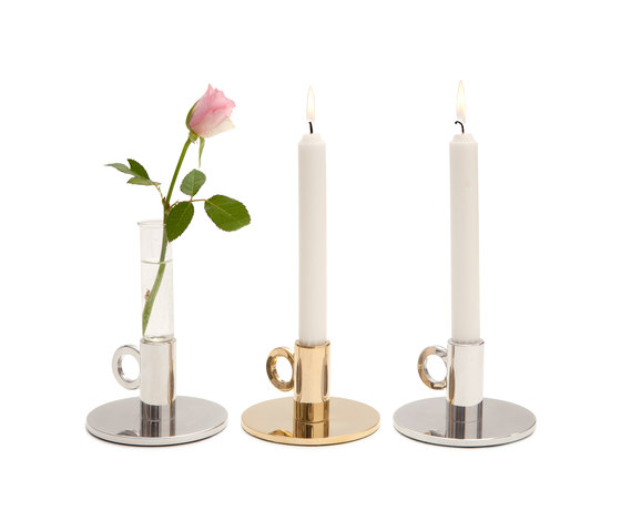 Vesper candlestick by Klong