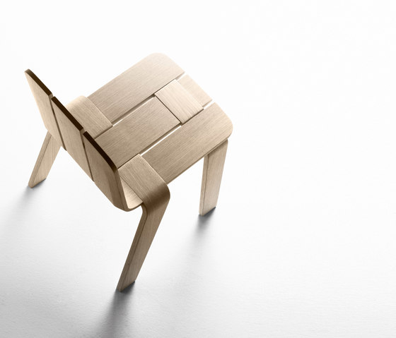 Saski Chair by Alki