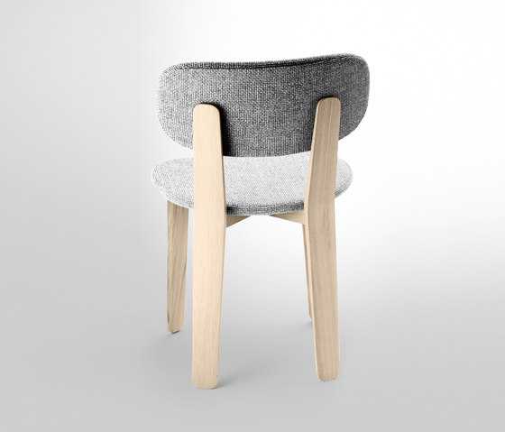 Triku Hight Stool by Alki