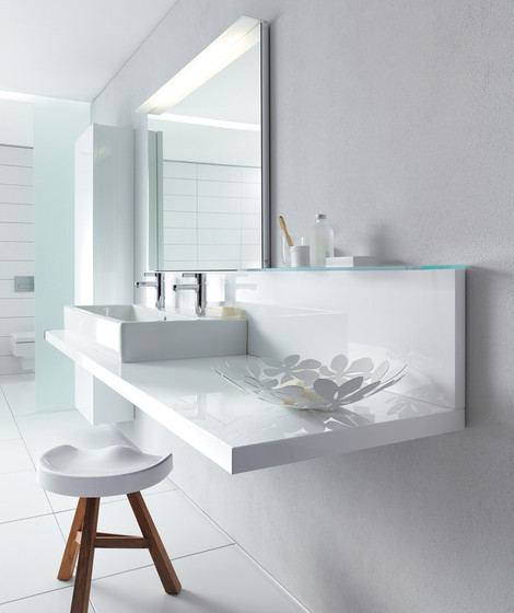 Delos Cabinet tall by DURAVIT