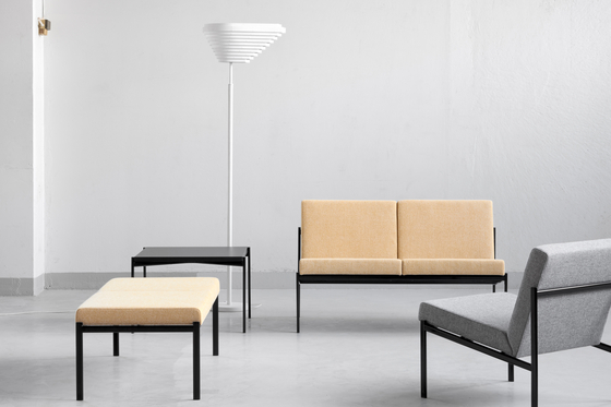 Kiki Sofa Table by Artek