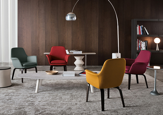 York Lounge by Minotti