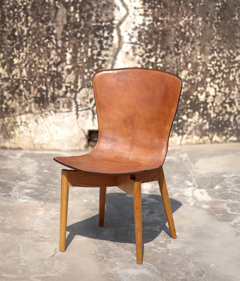 Shell Chair di Mater