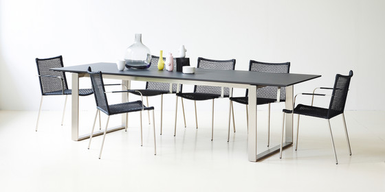 Edge Table de Cane-line