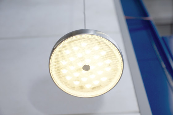 Decent Max - Pendent Luminaire by OLIGO