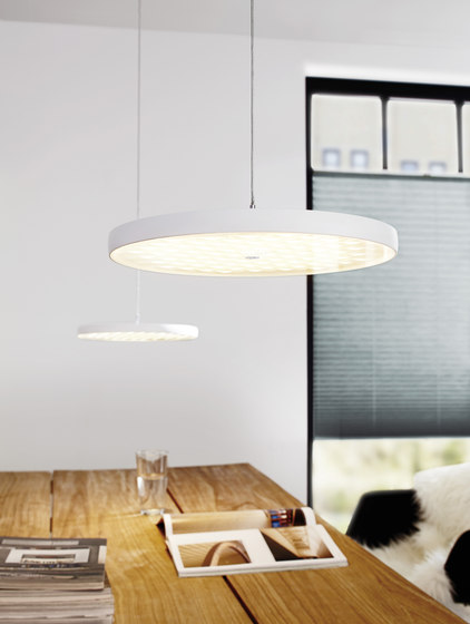Decent - Pendent Luminaire by OLIGO