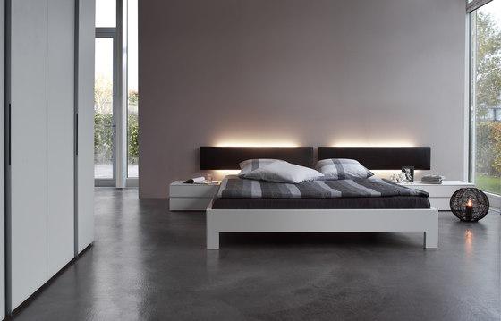Pureart Beds by fraubrunnen