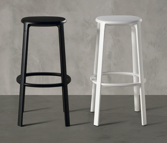 Pub Stool by Plank