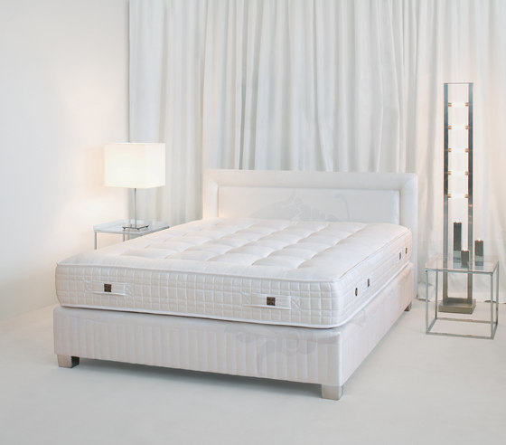 Sleeping Systems Collection Prestige | Mattress Silver Prestige by Treca Interiors Paris