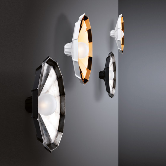 Mysterio wall by Diesel by Foscarini