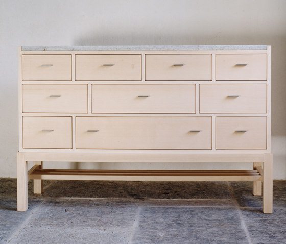 Tio chest of drawers by Olby Design