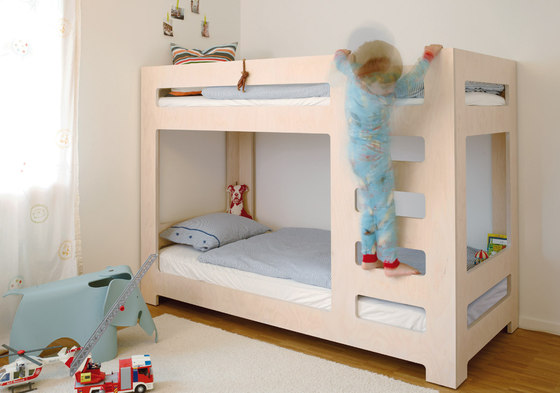 Bunkbed Dreambox by Blueroom