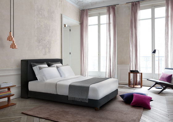 Collection Prestige | A20 Headboard Cube by Treca Interiors Paris