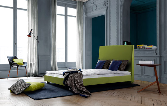Sleeping Systems Collection Prestige | Headboard Vendôme by Treca Interiors Paris