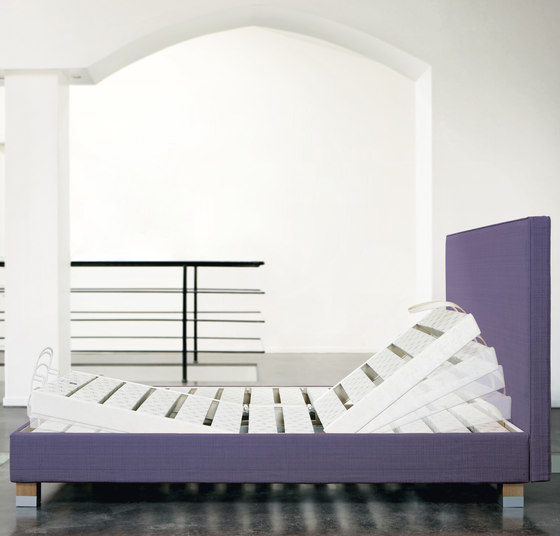 Sleeping Systems Collection Prestige | Bed bases Trecaflex by Treca Interiors Paris