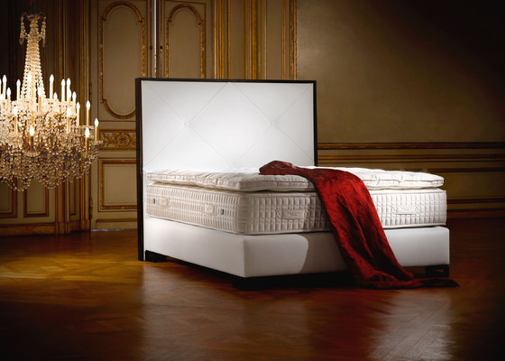 Sleeping Systems Platinum | Headboard Carat Brut by Treca Interiors Paris