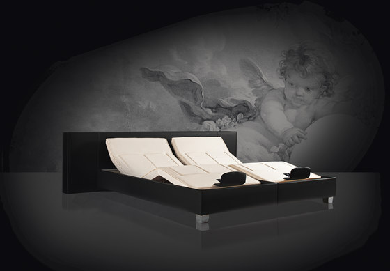 Sleeping Systems Collection Platinum | Bed bases Supercad by Treca Paris