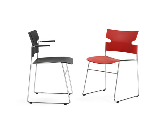 Stack chair di Materia
