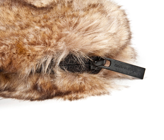 Fur Pocket (case) by OBJEKTEN