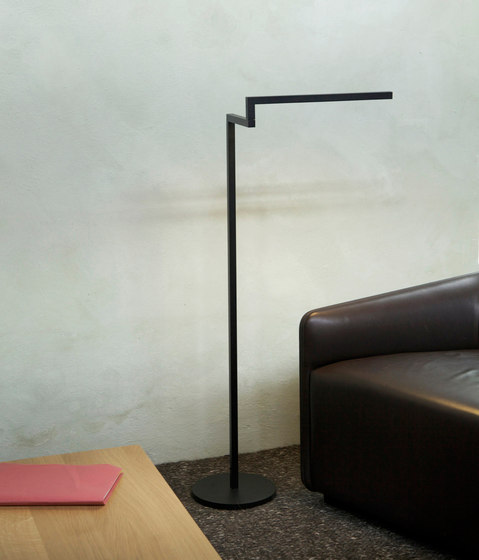 Swing Floor Lamp by OBJEKTEN