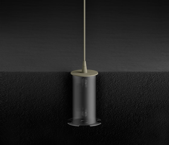 Brisa fitted beacon individual by Vibia