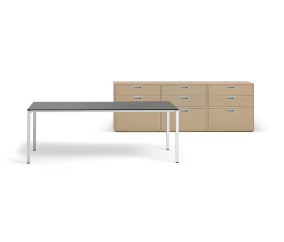 LO QUB Cabinet Modules by ListaOffice LO
