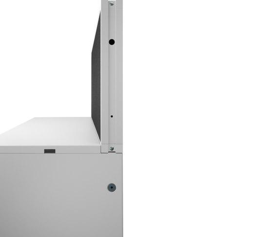 LO QUB Cabinet Modules by ListaOffice LO