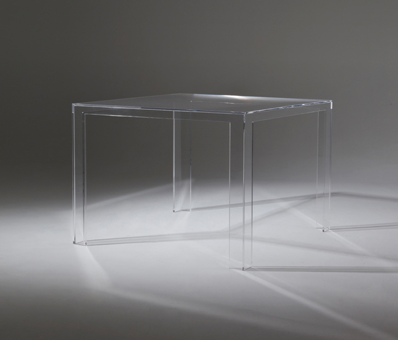 Invisible table low von Kartell