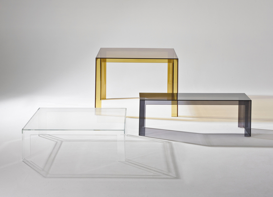 Invisible table de Kartell