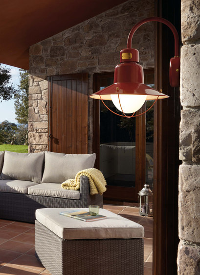 Newport pendant lamp by Faro
