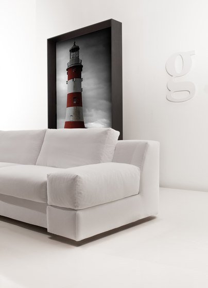 Blow 2175 Bedsofa by Vibieffe