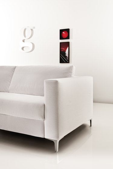 Happy 2400 Bettsofa von Vibieffe