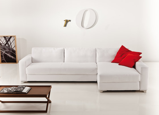 2700 Prince Sofa bed by Vibieffe