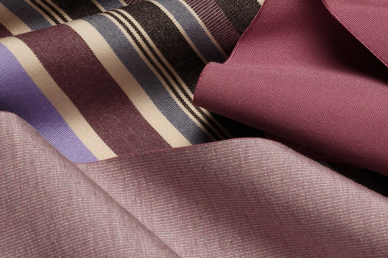 Solids & Stripes Burgundy by Sunbrella