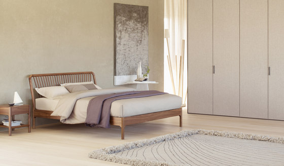 Sveva Bed by Flou