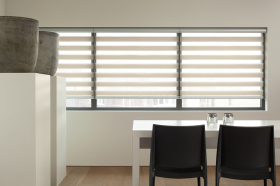 Duo Roller Blinds by Ann Idstein