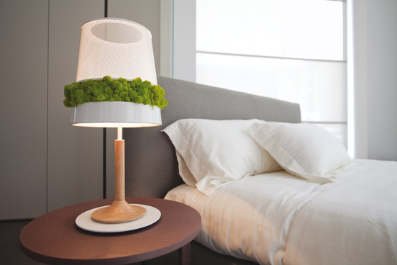 Moss Table lamp by Verde Profilo