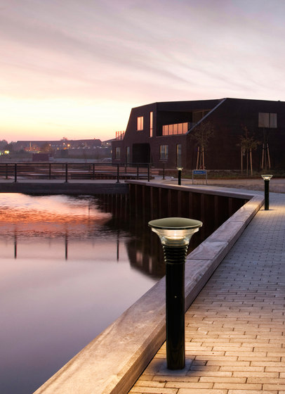 Becco bollard by FOCUS Lighting