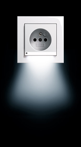 E22 | Series dimmer by Gira
