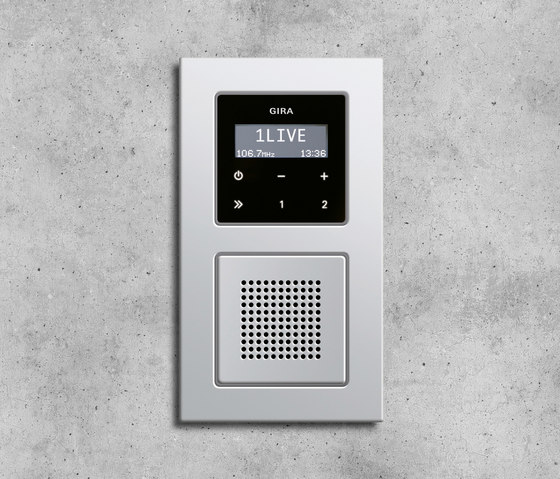 E22 | Touch dimmer by Gira