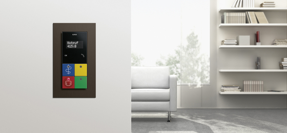 Esprit Glass | Series control switch di Gira