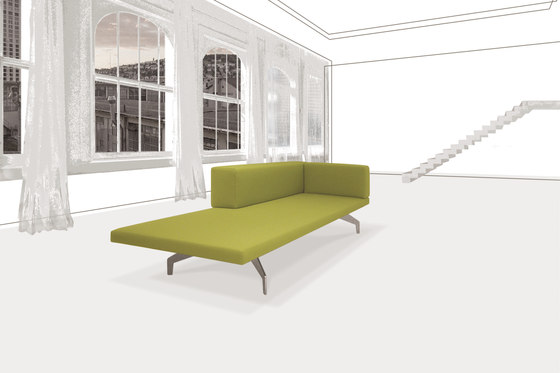 Lof Sofa by PIURIC
