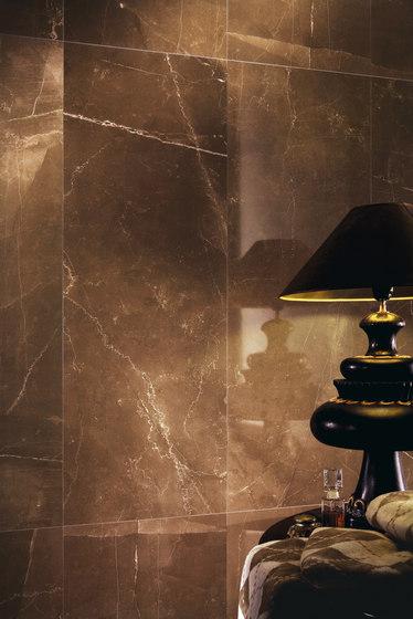 Athena | Decoro rhombos travertino by Lea Ceramiche